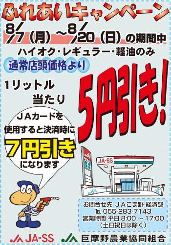 29.8.7 ふれあいキャンペーン